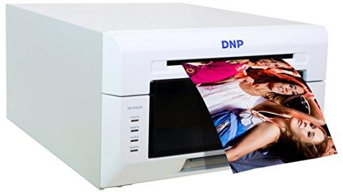 FOTODRUCKER MIETEN, DNP DS 620 Fotodrucker, Fotos ausdrucken im Format 10x15 cm, 13x18 cm uva, Profi Fotodruck mit bis zu 600 DPI