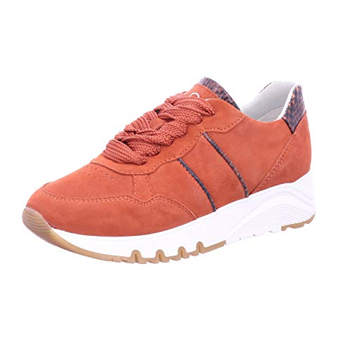 Tamaris Damen 1-1-23704-34 Sneaker, Braun (Brandy Comb 368), 38 EU