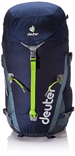 deuter Gravity Expedition Rucksack, Navy-Granite, 67 x 31 x 23 cm, 45 + 8 L