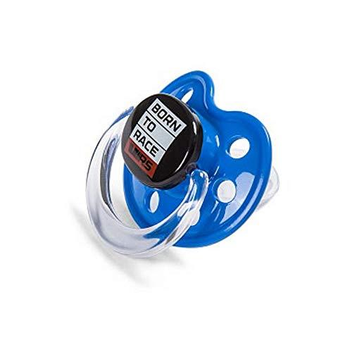Skoda 5E0084410 Schnuller RS Babyschnuller Nuckel, blau