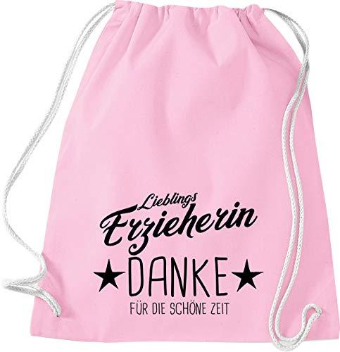 Shirtstown Sac de gym avec inscription en allemand \