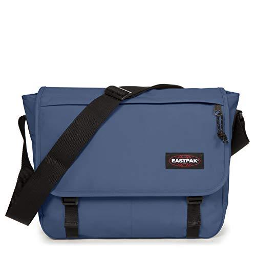 Eastpak Delegate + Umhängetasche, 38 cm, 20 Liter, Humble Blue