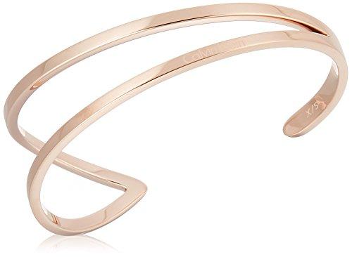 Calvin Klein Damen-Armreifen Edelstahl KJ6VPF10010S