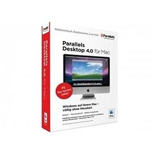 Parallels Desktop für Mac 4.0