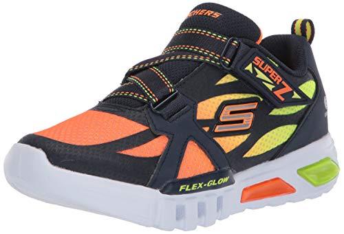 Sketchers Kids' Flex-Glow-Lowex Sneaker