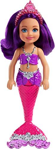 Barbie FKN06 Dreamtopia Mini-Meerjungfrau: Juwelen-Chelsea