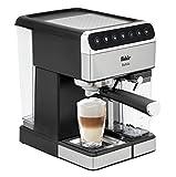 Fakir Babila/Kaffeemaschine mit Touch-Digital-Bildschirm, Espresso-Siebträgermaschine,...