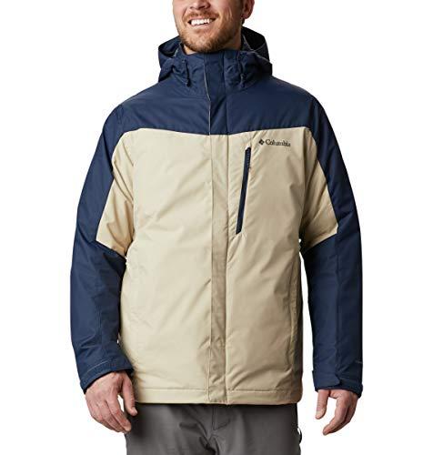 5. Columbia Men's Whirlibird IV Interchange Winter Jacket