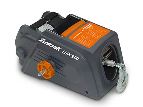 Unicraft ESW 900 - Cabestrante eléctrico 12 V