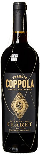 Francis Ford Coppola Winery Diamond Collection Claret Cabernet Sauvignon 2014 (1 x 0.75 l)