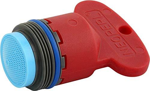 kit Belüfter Filter Belüfter Caché honeycomb NEOPERL Jr 21,5x1 Filter Wasserhahn Verkeilt