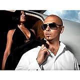 MXIBUN Poster Und Drucke Pitbull Rapper Singer Star
