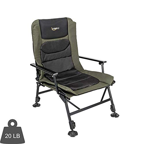 VINGLI Professional Fishing Chair.