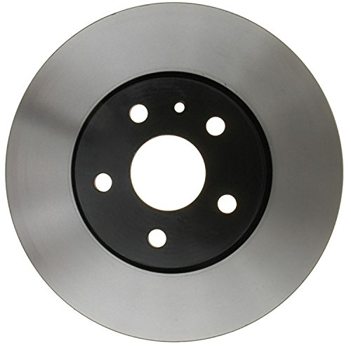 ACDelco 18A2719AC Advantage Coated Front Disc Brake Rotor