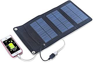Portable 5w Solar Mobile Charger USB Solar Charger fold Mini Solar Charger