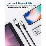 Cavo-iPhone-Corto-03-Metri-2-Pezzi-Nylon-Apple-Cavo-da-Lightning-a-USB-MFi-Certified-Carica-Rapida-Caricatore-per-iPhone-12-Pro-Max-Mini-11-SE-2020-X-XS-Max-XR-8-Plus-7-6s-Plus-6-5-5s-5c-iPad
