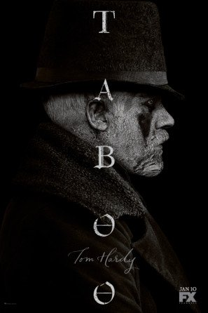 Taboo – Tom Hardy – U.S TV Series Wall Poster Print - 43cm x 61cm / 17 Inches x 24 Inches A2