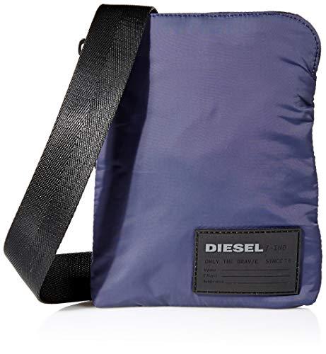 Diesel ShoesDiscover-me F-discover CrossHombreCarterasAzul (Blue Nights) 2x19.5x15 centimeters (W x H x L)
