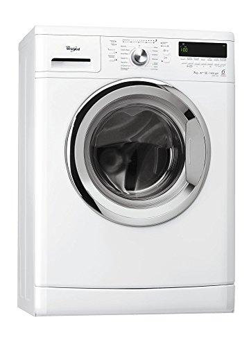 Whirlpool AWSE7400 Libera installazione Carica frontale 7kg 1400Giri/min A+++ Bianco lavatrice