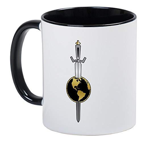N\A Taza Star Trek Terran Empire Taza de café única, Taza de café