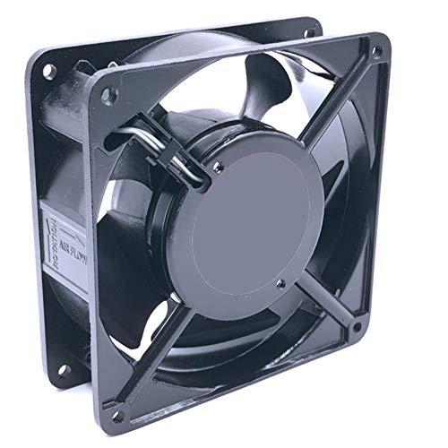 JPVGIA Ventilador de refrigeración del Ventilador 220V 230V Ventilador Nuevo for SUNON DP200A 2123XBT.GN 12CM 120 * 120 * 38MM 12038 Socket Caso Industrial de refrigeración