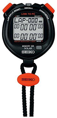 セイコー(SEIKO) NFCデータ通信機能つき ソーラーストップウオッチ SVAJ701