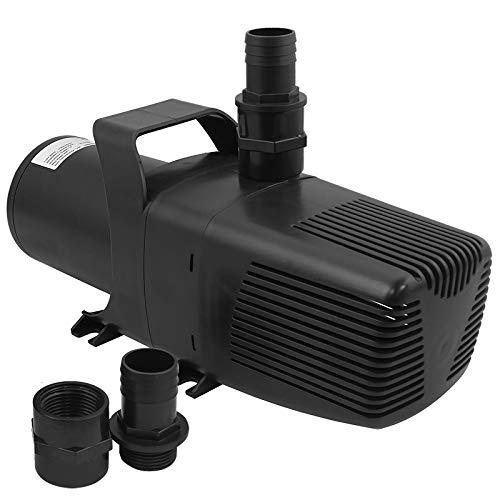 XtremepowerUS Koi Pressure Boi Filter Pond Garden Pond Pump Filter UV Sterilizer (Pond Pump)