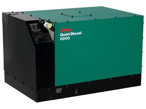 Cummins Diesel Commercial Generator 8 0HDKAU 41934