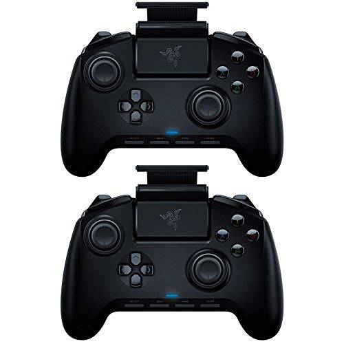 Razer RZ06-02800100-R3U1 Raiju Mobile Gaming Controller for Android 4 Remappable Buttons 2 Pack