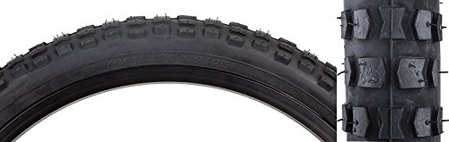 SUNLITE MX BMX Tires, 16' x 1.75', Black