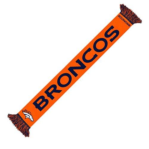 Denver Broncos 2014 NFL Wordmark Scarf