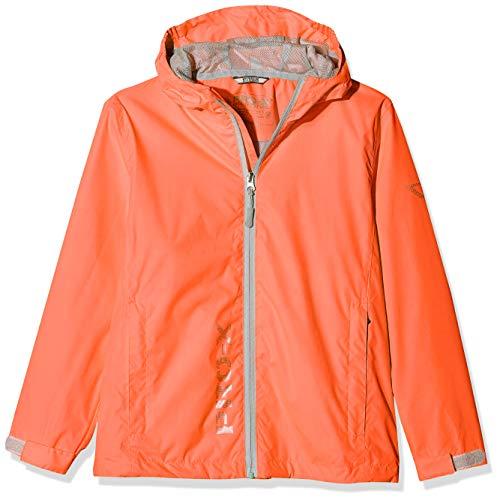 PRO-X elements Flashy Veste Enfant, Orange Fluo, 92 cm