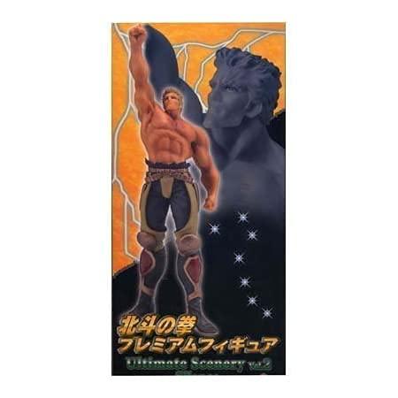 SEGA 北斗の拳 プレミアムフィギュア Ultimate scenery Vol.2 -Silence- ラオウ 全1種