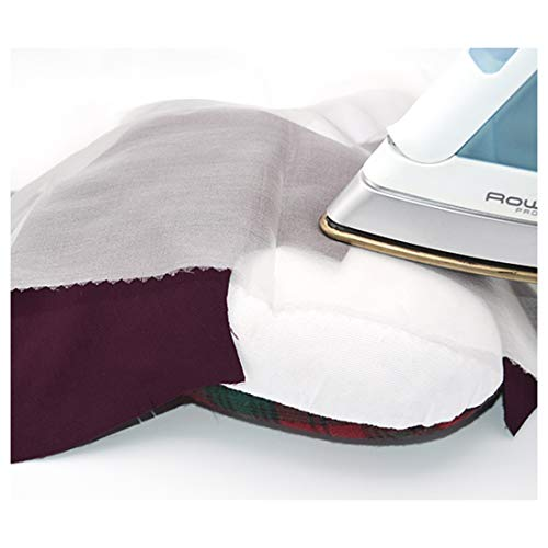 Dritz Sheer Press Cloth, 22 x 30-Inch, White