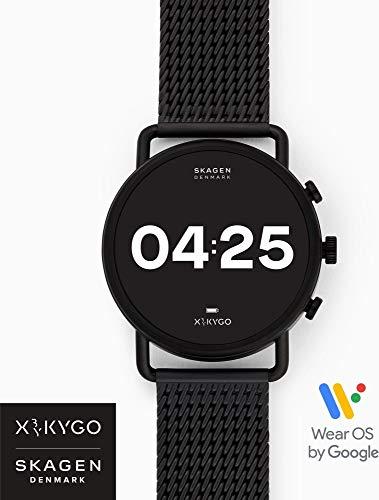 Skagen Connected FALSTER SKT5207 Smartwatch Herzfrequenz