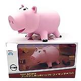 Cute Toy Story Hamm Piggy Bank Pink Pig Coin Box Anime PVC Toy Story 4 Hamm Piggy Figura Muñeca Caja...