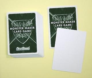 モンスターメーカー・ゲーム補充カード50枚