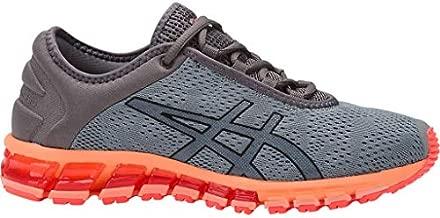 ASICS Women's Gel-Quantum 180 3 Running Shoes, 9M, Stone Grey/Carbon