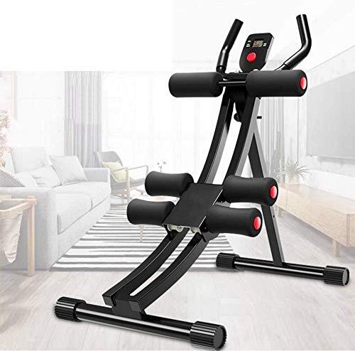 Bauch Fitnessgeräte, Beauty Belly Achterbahn Bauch Bauch Maschine Indoor Sport Fitnessgeräte, Lager 150KG