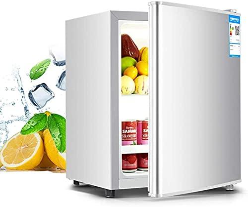 Refrigerador Independiente bajo el mostrador de 21L, Temperatura Ajustable, Mini Mesa portátil compacta de Baja energía, Mini de bajo Ruido para el hogar K