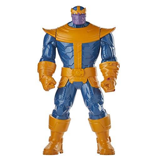 Boneco Marvel Olympus Thanos - E7826 - Hasbro
