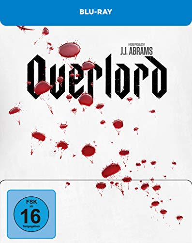 41+OCpJcOeL - Operation: Overlord - Blu-ray - Steelbook