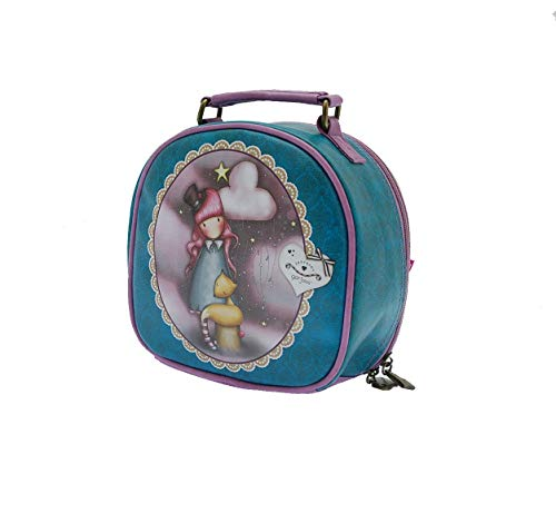 Mini Beauty Case The dreamer. cm 17x16x8. Gorjuss.