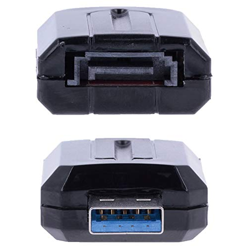 Adaptador SATA e-SATA a USB 3.0 CD DVD HDD 2.0
