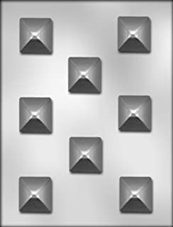 CK Products 1-1/2-Inch Pyramid Chocolate Mold