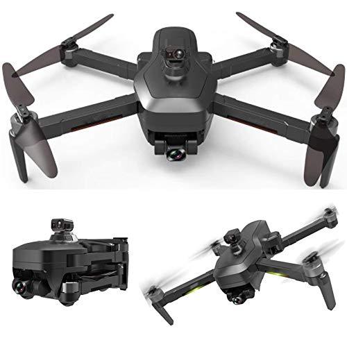 Accessori giornalieri Drone cardanico a 3 assi con EIS anti-shake 4k UHD Camera per adulti 5GHz Live Video Rc Quadcopter Dual Camera Custodia da trasporto