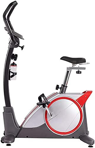 WECDS Bicicleta de interior Spinning Cycling, Magnetron Fitness Equipo de pérdida de peso, bicicletas con pedales de cardio