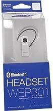 Samsung WEP 301 Bluetooth Headset (Silver)