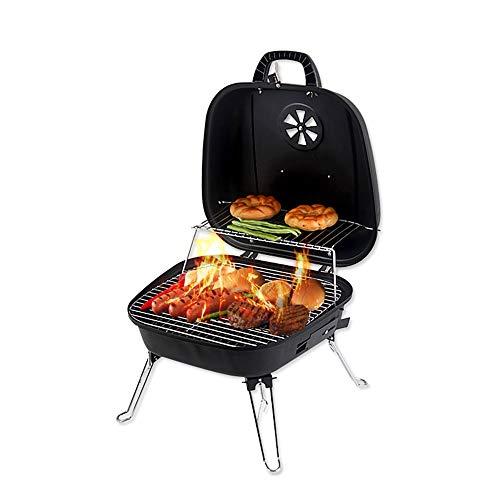 Utilisation de Mini étagère de Barbecue portative pour Barbecue de Charbon de Bois extérieur d'outil de Barbecue pour 3 Personnes ou Moins GW