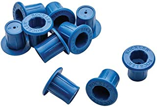 Router Bit Storage Inserts 10pk 1/4 & 1/2 Shanks Inserts for router bit storage in benches and racks